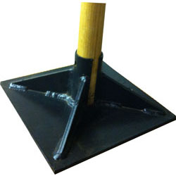 Asphalt Hand Tampers - Steel Base